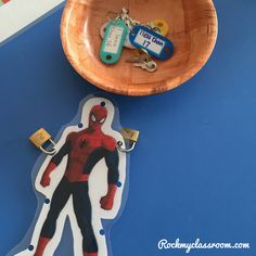 Free the superheroes by unlocking their padlock with the correct key - one less focus - EYFS. Maths Eyfs, Eyfs Activities, Motor Activities, Activities For Kids, Numeracy, 1 More 1 Less Activities, Maths Resources, Preschool Ideas, Teaching Ideas