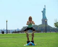 AcroYoga Workshop    with Lorrie Shepard & Brian Yuen
