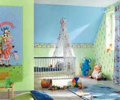 1000 images about papel pintado villa coppenrath on - Cenefas de papel infantiles ...