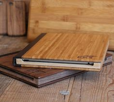 Wood iPad Cases – $90