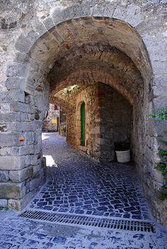 Les Vans ~ Ardèche