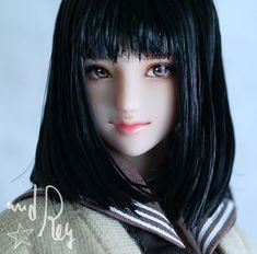 文緒 : and Rey works Realistic Dolls, The Uncanny, True Art, Doll Repaint, Barbie World, Design Reference, Beautiful Dolls, Fashion Dolls, Cosplay