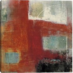 Four Squares II by Maeve Harris