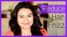 Remove hair frizz &The BodyShop Giveaway {Delhi fashion blogger}