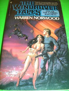 THE WINDHOVER TAPES ~ BY WARREN NORWOOD ~ JULY 1983 SF PB BOOK
