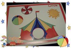 printables for circus Preschool Circus, Circus Crafts, Preschool Centers, Toddler Preschool, Preschool Ideas, Teaching Ideas, Circus Birthday, Circus Theme, Circus Party