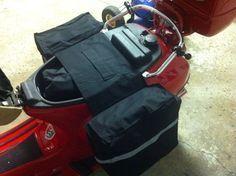 vespa saddlebags - Google Search