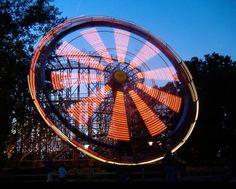 Witch's Wheel at Cedar Point