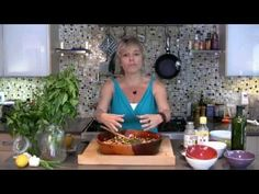 Video: 3 Bean Salad, So Beautiful... would be great for a party!! Looks Delicious and is A Food to Improve your Mood! The other bean she usually puts in this salad is kidney beans• Barbara Mendez Nutrition