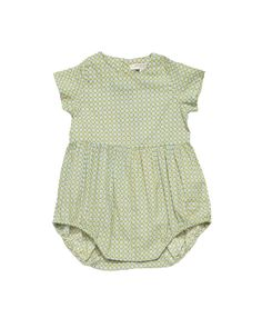 Boasley Baby Romper, Diamond Print | Caramel Baby & Child