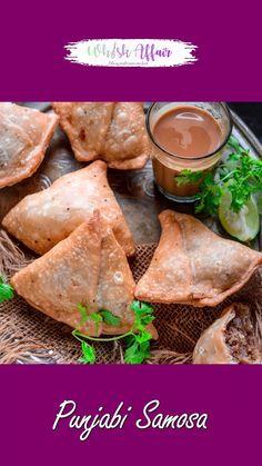 Easy Samosa Recipes, Pakora Recipes, Chaat Recipe, Spicy Recipes, Samosa Recipe Videos, Snacks Recipes, Sandwich Recipes, Indian Veg Recipes, Indian Snacks