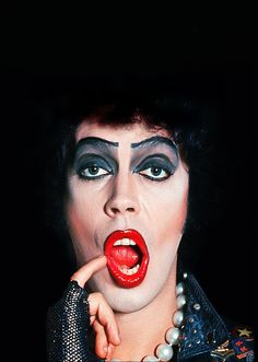The Rocky Horror Picture Show -- Tim Curry