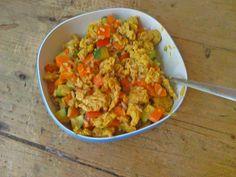 Gemüsecurry mit Sojaschnetzel, ein schmackhaftes Rezept aus der Kategorie Kochen. Bewertungen: 3. Durchschnitt: Ø 3,2.