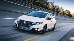 Honda Civic Type R (2015)