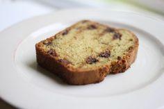 Einkorn Chocolate Chip Zucchini Bread