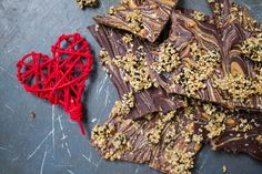 5 Ingredient Chocolate Bark