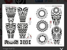 Tribais estilo Inca