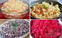 Low Carb Recipes, Healthy Recipes, Cooking Light, What To Cook, Coleslaw, Bon Appetit, Healthy Life, Cabbage, Brunch
