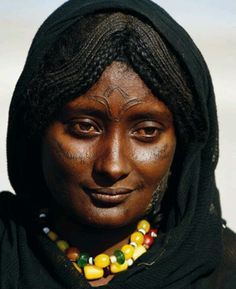 Afar Woman, Ethiopia