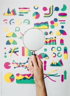 Examining statistical data by CACTUS Creative Studio - Statistic, Magnifying glass - Stocksy United Statistical Data, Magnifying Glass, Reading Material, Creative Studio, Time Management, Productivity, Improve Yourself, Kids Rugs, Hand Holding