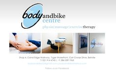 Temp site for Bodyandbike Centre in Bellville. A physiotherapy practice specialising in sport injuries. We look forward to having the new site live soon.