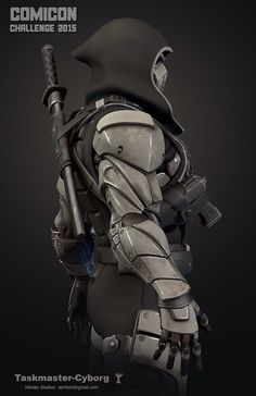 23 Best Cyborgs Images On Pinterest Character Concept Character