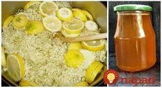 Tento medík mám veľmi rada, recept je starý, rodinný, ale možno ho aj vy robíte veľmi podobne. Okrem medu vyrábame aj sirup a marmeládu. Korn, Cantaloupe, Grains, Food And Drink, Rice, Fruit, Vegetables, Syrup, Vegetable Recipes