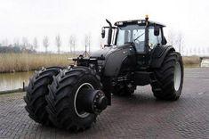 "Valtra ""Batmobile Tractor"""