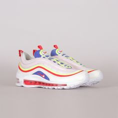 best sneakers 516b2 09d52 Shelta - Nike Sportswear Womens Air Max 97 SE (AQ4137-101)