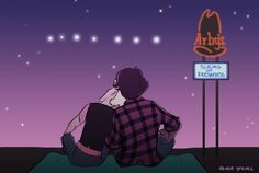 welcome to night vale Carlos And Cecil, Achilles And Patroclus, Glow Cloud, The Moon Is Beautiful, Night Vale, Cultural Events, Geek Out, How I Feel, Night Skies