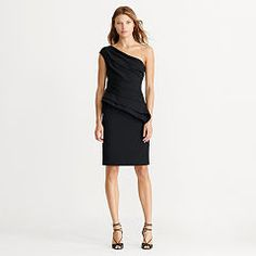 Ralph Lauren Lauren One-Shoulder Peplum Dress Ruched Dress, Peplum Dress, Asymmetrical Dress, Mother Of The Bride, Kids Outfits, One Shoulder, Clothes For Women, Formal Dresses, My Style