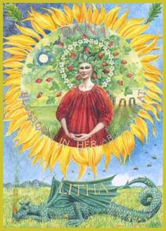 CELEBRATE THE PAGAN HOLIDAY LITHA – THE SUMMER SOLSTICE 2013 Celebrate Litha With These Small Children Activities Litha is a Pagan Sabbat honoring the Goddess as the Mother, the God as the F…