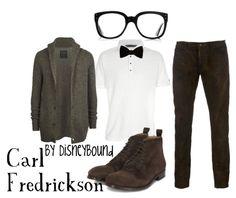 Disney Bound - Carl Fredrickson OH MY GOD