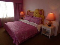 My dream room! Hello Kitty Bedroom!