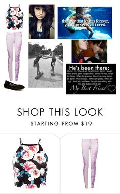 """""""Online..."""" by middleschooler12133 ❤ liked on Polyvore featuring Lucky Brand, women's clothing, women, female, woman, misses and juniors"""