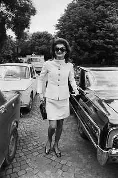 Jacqueline Kennedy Onassis - Page 46 - the Fashion Spot
