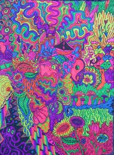 ideas trippy art background psychedelic for 2019 Hippie Wallpaper, Trippy Wallpaper, Acid Wallpaper, Hippie Painting, Trippy Painting, Psychedelic Art, Psychedelic Pattern, Trippy Patterns, Trippy Drawings