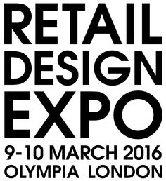 Our new dates for Retail Design Expo 2016 #RDE2016