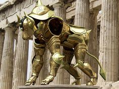 Taurus. Los Caballeros del Zodiaco: las 12 armaduras doradas en la vida real
