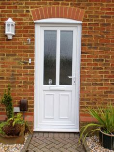 Front Doors, Garage Doors, Windows, Outdoor Decor, Image, Home Decor, Entry Doors, Decoration Home, Entry Gates