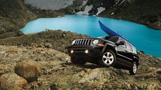 To have the ability to roam and explore nature is a powerful thing.Mopar® options shown. Properly secure all cargo.