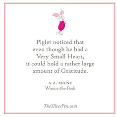 Love  Piglet & Winnie the Pooh!  http://www.thesilverpen.com