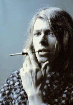 david bowie : hunky dory : publicity still : 1971