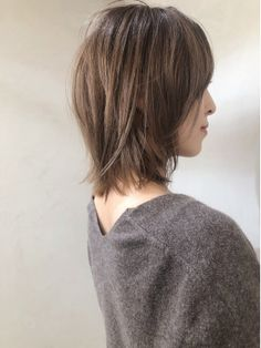 Shaggy Bob Hairstyles, Mom Hairstyles, Layered Haircuts, Short Thin Hair, Short Hair Cuts, Medium Hair Styles, Long Hair Styles, Shot Hair Styles, Lob Haircut