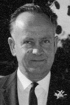 Bill O'Dowd. Aged 41 in 1967