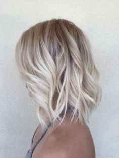 Image result for edgy blonde balayage