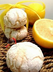 Chilly Frosting: Lemon cookies