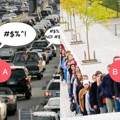 What's worse: being stuck in traffic or waiting in line? Click here to vote @ http://wishbone.io/whats-worse-being-stuck-in-traffic-or-waiting-in-line-43771035.html?utm_source=app&utm_campaign=share&utm_medium=referral