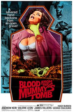 Blood from the Mummy's Tomb - 1971