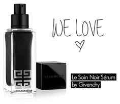 The Le Soin Noir serum by Givenchy is my absolute life saver...
